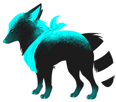 Boo's Ref by CyanCanine