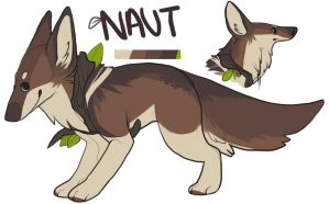 Naut concept ref thing by MessyMarbles