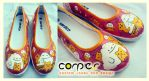 EVANE UNEPUTTY SHOES by JONY-CAKEP
