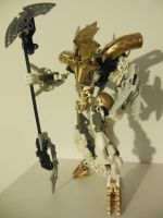 Takanuva Re Envisioned by archus7
