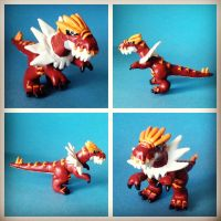 Tyrantrum by Elucious
