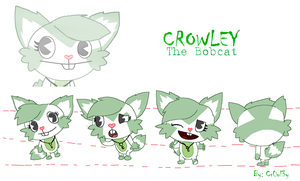 Crowley DT by CryptCat