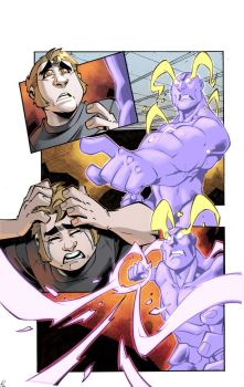 Con-troll #1 Page 7 color by dtoro