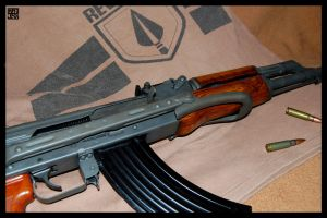 AK-47 by MauserGirl