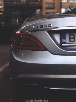 Mercedes-Benz CLS by Sk1zzo