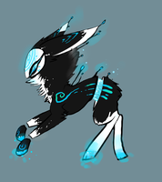Epic Cyborg Reek Auction :CLOSED: by Skullz-adopts