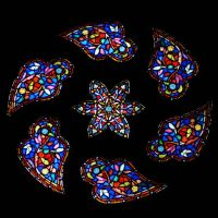 Stained Glass Window by Taking-St0ck