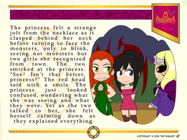 Another Princess Story - Familiar Faces by Dragon-FangX