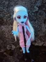Monster High - Abby Snow. 2 by Jessi-element