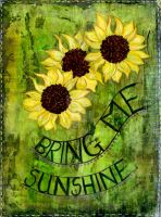 Bring Me Sunshine by Harrisons-Forge
