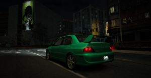NFS World - 'Lucky' Kid by AJ-Lethal
