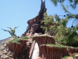 Splash Mountain by vmgp2