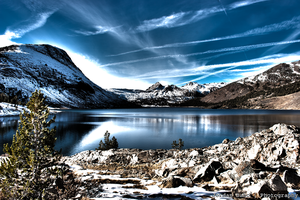Saddlebag Lake by kiliokal