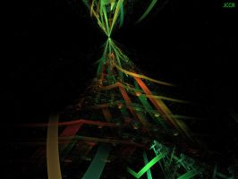 Crazy Christmas by jccrfractals
