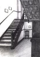 Staircase by EsmeArmitage