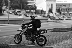 Motorbike by Krash-Team