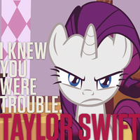 Taylor Swift - I Knew You Were Trouble (Rarity) by AdrianImpalaMata