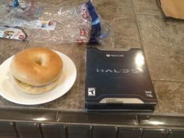 I got halo 5! by RickyTheLucario