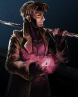 Gambit Commission. by Scoutrageous
