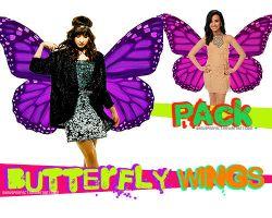 Butterfly wings PACK by sheiisperfect