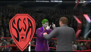 Stone Cold Joker by TheRumbleRoseNetwork