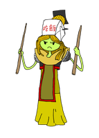 Chinese Food Empress - ATOC by RoughSketch897