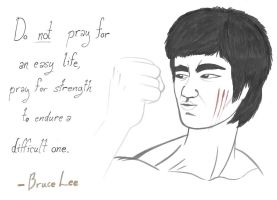 Bruce Lee_Quote[1] by Ila-Mae