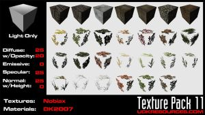 UDK Texture Pack 11 by DK2007