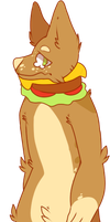 Burger by dogswithknives