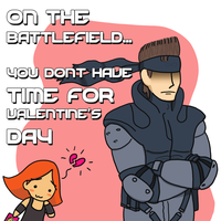 Gaming Valentine 3 Version 1 by JDavis1186