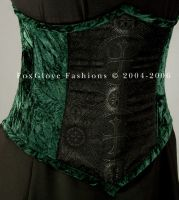 Juliet Waist Cincher by FoxGloveFashions