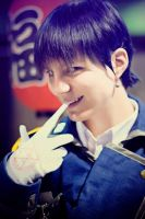 Roy Mustang by lamuchan