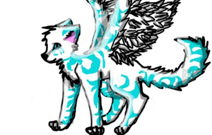 .:Winterwinged:. by Claw-kit