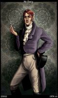 The Infamous Mr Darcy by Edriss