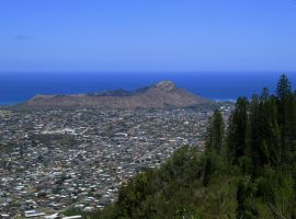 Diamond Head by joeyartist