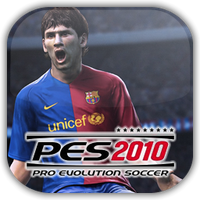 PES 2010 Game Icon by Wolfangraul