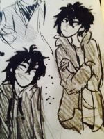Hiro doodles by arrival-layne