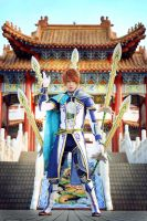 Zhong Hui - Dynasty Warriors 8 by Alfredxiaolay
