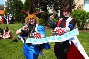 ColossalCon 2014 - Time to D=D=D=DUEL! by VideoGameStupid