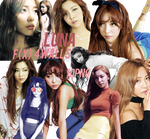Luna f(x) [PNG PACK] by ByMadHatter