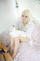 Chobits: Ohayo by Itchy-Hands
