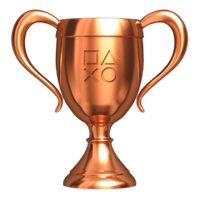 Bronze Trophy Render by LiFeSII