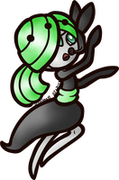 Taylia The Meloetta UPDATED by AbyssinChaos