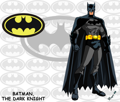 Batman Character Card by skywarp-2