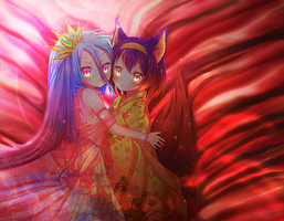 No game no life by Mogoi1