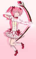 Pink Archer by happichuu