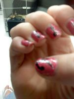 Music Nails by MissDaniLips