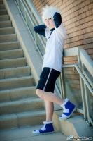 Killua by lovelyyorange