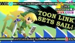Toon Link Challenger Approaching! by AngelShadow3593