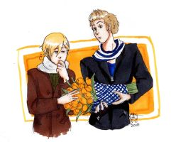 aph Nor and Neth by AnnHolland